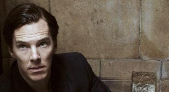 Benedict Cumberbatch:My mother told me I didn't have the right nose for Sherlock Holmes