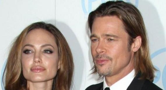 Brad Pitt: We live in such a violent world