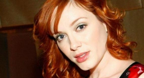 Christina Hendricks is offended to be called full-figured