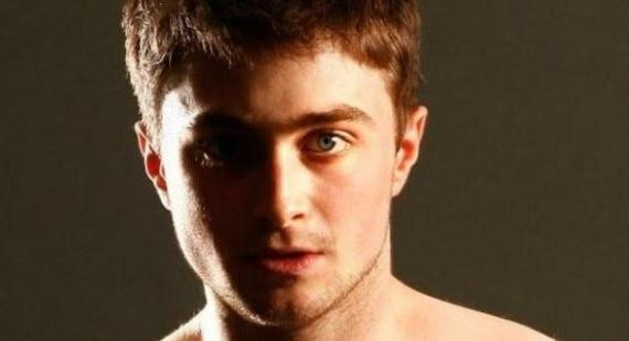 Daniel Radcliffe talks about his new movie role, 'Horns'