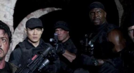 Expendables 3 to lose Chuck Norris