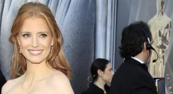Jessica Chastain gets stage fright doing Broadway show 'Heiress'