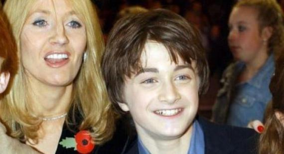 JK Rowling considering releasing a 'director's cut' of Harry potter books