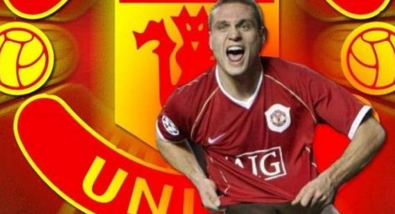 Manchester United's Nemanja Vidic discusses title tasks