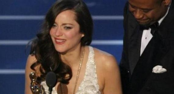 Marion Cotillard gaining Oscar buzz for 'Rust and Bone'