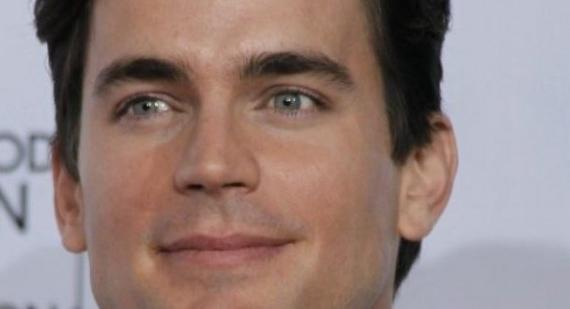 Matt Bomer talks about being gay and covering it up in high school
