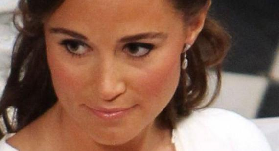 Pippa Middleton finds it startling to be known for her butt