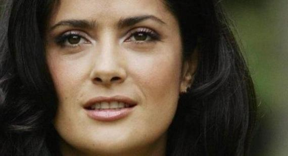 Why is Salma Hayek so beautiful?