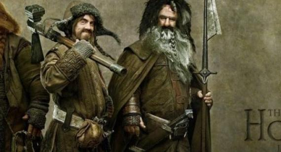 The Hobbit's James Nesbitt is the George Clooney of dwarves