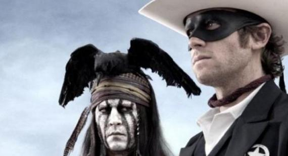 The Lone Ranger nears completion confirms Jerry Bruckheimer