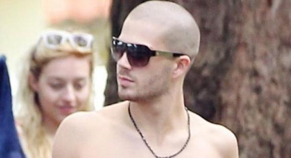 The Wanted's Max George still hurting over Michelle Keegan split
