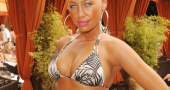 Amber Rose Tao Beach Beach
