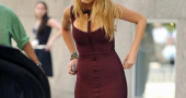 Blake Lively Tight Dress Dresses