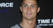 Cristiano Ronaldo Time Force Watches Photocall Jr