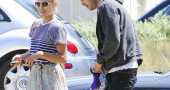 Dianna Agron With Boyfriend Sebastian Stan Saturday Sweeties Dianna Agron Boyfriend