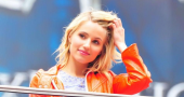 Dianna Agron Short Hair Glee Haircut