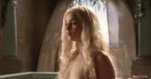 Emilia Clarke Nude Game Of Thrones Cap Game Of Thrones
