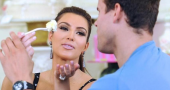Kim And Kris Shop For Wedding Cake At Hansen Kim Kardashian And Kris Humphries Wedding