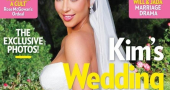 Kim Kardashian Wedding Pictures From People Magazine Wedding