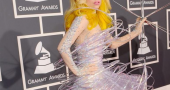 Lady Gaga Grammy Awards Red Carpet Red Carpet