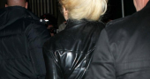Lady Gaga Bare Ass Showing Paris Shopping