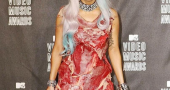 Lady Gaga Vma Meat Dress Meat Dress