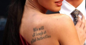 Megan Fox Tattoo Tattoos