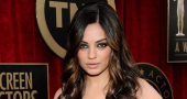 Mila Kunis Sag Awards Hair