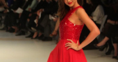 Miranda Kerr Back On The Runway With Her New Boobs Movie