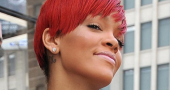 Rihanna Tattoo Red Hair Red Hair