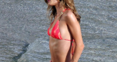 Rosie Huntington Whiteley Victorias Secret Bikini Photoshoot Rosie Huntington Whiteley Victoria Secret