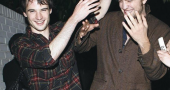 Tom Robert Pattinson Tom Sturridge And Robert Pattinson