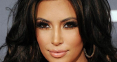 Kim Kardashian In The Rd Annual Grammy Awards Grw Rc Awards