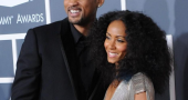 Will Smith Jada Pinkett Smith Arrive At Rd Grammy Awards Los Angeles And Jada Pinkett Smith