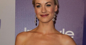 Zachary Levi Yvonne Strahovski Instyle Golden Globes After Party