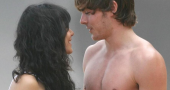 Zac Efron Vanessa Hudgens Hawaii Wedding Body
