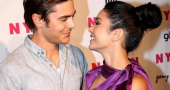 Zac Efron Vanessa Hudgens Nylon Party Young