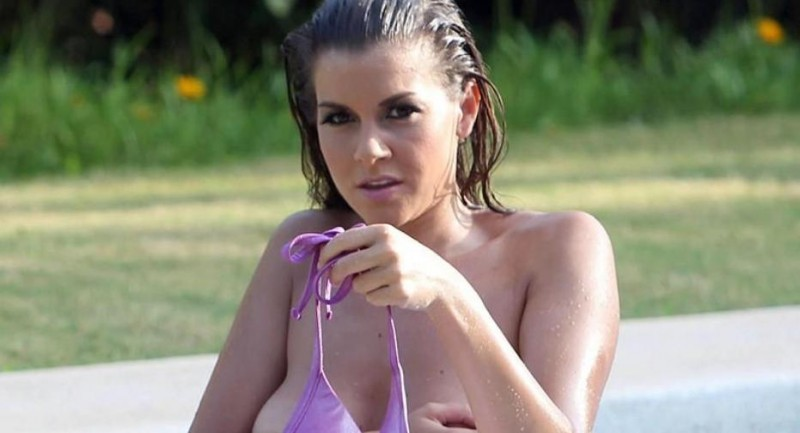 Imogen Thomas Bikini Calendar Photoshoot In Marbella Spain Beautiful