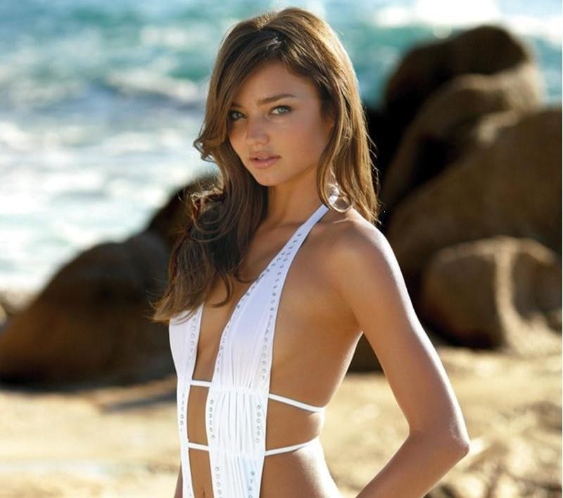 Miranda Kerr Bikini In Ayyildiz Swimwear Photoshoot Hq Shopping