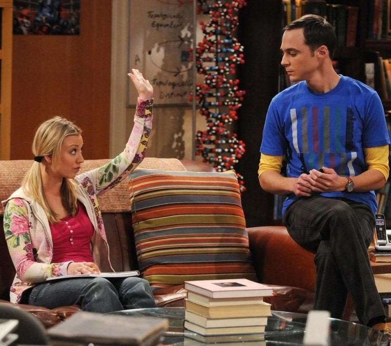 Episode Stills For The Gorilla Experiment Hq The Big Bang Theory