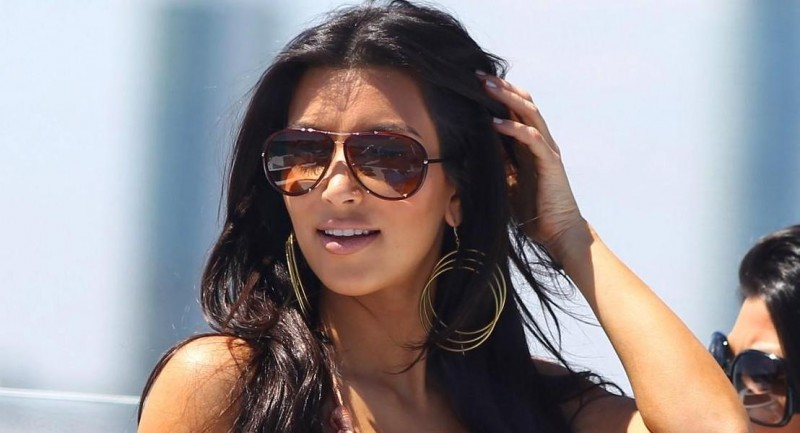 Bikini Kim Kardashian Hot Wallpapers And Profile Hot