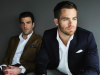 Chris Pine praises Zachary Quinto for coming out as gay