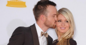 Aaron Paul married to longtime girlfriend Lauren Parsekian