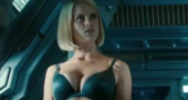 Alice Eve shows off her body in new Star Trek Into Darkness Trailer