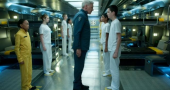 Asa Butterfield, Hailee Steinfeld and Harrison Ford in Ender's Game trailer