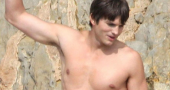 Ashton Kutcher talks nightmare jOBS diet