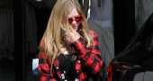 Avril Lavigne still young at heart