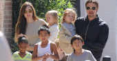 Brad Pitt and Angelina Jolie's daughter following in the family footsteps