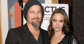 Brad Pitt says that he has never been happier