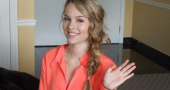Bridgit Mendler talks Good Luck Charlie finale